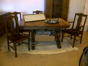 Vintage Dining Room Set