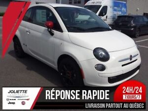 2016 FIAT 500 Pop BLUETOOTH MAGS AIR CLIMATISÉE