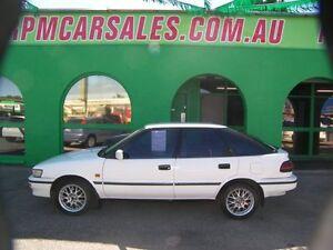 1992 Toyota Corolla AE93 White 5 Speed Manual Liftback Nailsworth Prospect Area Preview