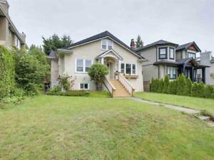 Upper unit in Perfect Family Home in Kerrisdale