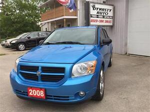 2008 Dodge Caliber SXT / CERTIFIED / DYNASTY AUTO