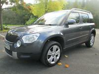 Skoda Yeti SE TDi Cr Hatchback 5dr DIESEL MANUAL 2009/59