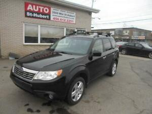 SUBARU FORESTER 2.5X LIMITED AWD 2010