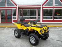2008 CAN AM OUTLANDER MAX XT Moncton New Brunswick Preview