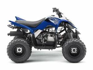 2019 Yamaha RAPTOR 90 (YFM90R) All Terrain Vehicle 90cc Ringwood Maroondah Area Preview