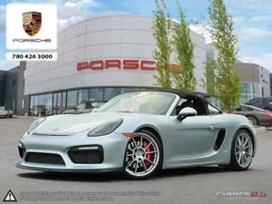 2016 Porsche Boxster CERTIFIED PRE-OWNED | Manual | Classic Inte