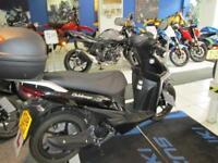 Suzuki UK 110 NM L8 ADDRESS WITH ONLY 850 MILES