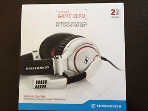 Écouteurs Sennheiser G4ME ZERO