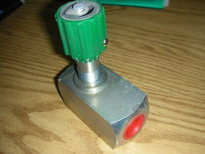 Stauff Hydraulic Flow Control Valve Ndrv16n