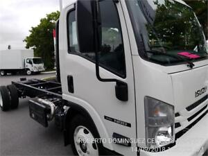 NEW 2019 ISUZU NRR 18 FT CHASSIS DIESEL
