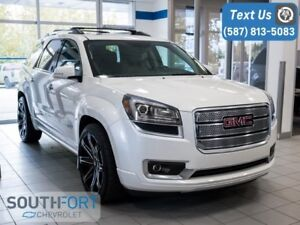 2013 GMC Acadia Denali NAV|SUNROOF|LEATHER|RIMS|FULLY LOADED