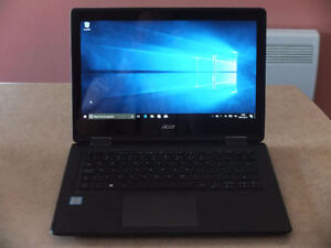 """Acer Spin 5 SP513-51-54K0 13.3"""" Touch Screen 2-in-1"""