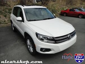 2012 Volkswagen Tiguan leather VW AWD WARRANTY - nlcarshop.com