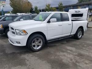 2011 Ram 1500 Sport QUAD 4X4 - VERY CLEAN TRUCK