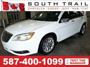 2014 Chrysler 200 Limited Reduced Call Terrence 587-400-0868