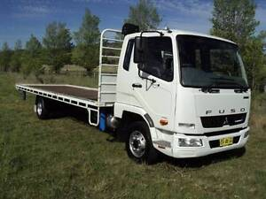 FUSO  2011  FK600 FIGHTER 6 TRAY LOW 109500 KMS Armidale City Preview