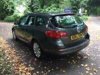 Vauxhall/Opel Astra 1.7CDTi exclusiv ESTATE. SHOWROOM CONDITION SIMPLY PERFECT