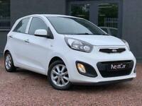 Kia Picanto 1.0 VR7 £Zero Road Tax, Low Miles, 1 Previous Keeper