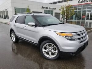 2011 Ford Explorer Limited Navi, Backup Cam, Heated Leather Seat