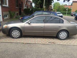 2003 Nissan Altima S Sedan