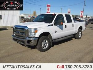 2013 Ford F-350 XLT CREW CAB SHORT BOX 6.7L DIESEL