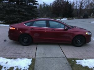 2013 Ford Fusion SE Sedan, low Km's,REDUCED