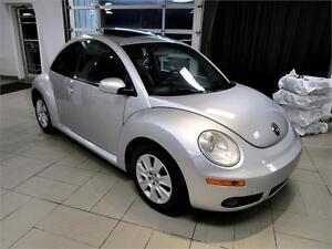 2008 Volkswagen New Beetle Trendline CUIR, TOIT OUVRANT