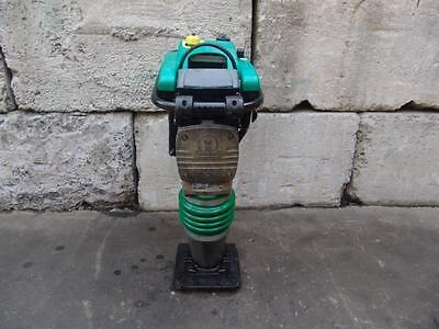 Wacker Bs60-2i Rammer Tamper Jumping Jack Compactor Works Fine  819