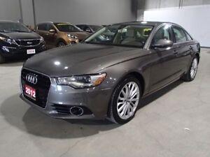 2012 Audi A6 3.0T PREMIUM PLUS QUATTRO *(SUPER MINT CONDITION)*