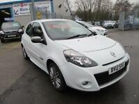 Renault Clio DYNAMIQUE TOMTOM DCI 3d 88 BHP full service history