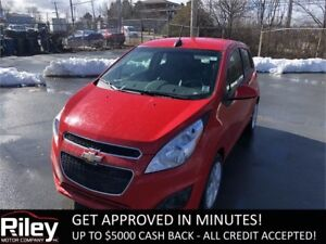 2015 Chevrolet Spark LT STARTING AT $106.34 BI-WEEKLY