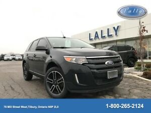 2014 Ford Edge SEL, AWD, 4 new tires, One Owner!!