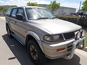 2002 Mitsubishi Challenger SUV Mount Louisa Townsville City Preview