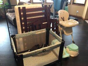 Grandma & Grandpa Special: Baby Furniture Package - 5 Items