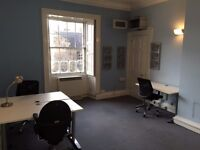 Private Office available at Dolphin House, by Royal Mile, Edinburgh City Centre