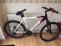 Apollo Evade 2015 Mens Mountain Bike with a Brand New Bicycle Carrier *NEW*