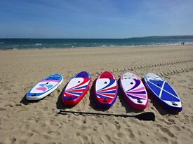 Better than Half Price Top Quality SUP (inflatable Paddle Board) inc all accessories from £299