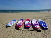Better than Half Price Top Quality SUP ( inflatable Paddle Board ) inc all accessories from £299