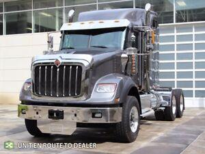 2019 International HX620 6X4, New Sleeper Tractor