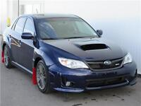 2013 Subaru WRX Impreza AWD 2.5L Manual Trans Loaded Leather!