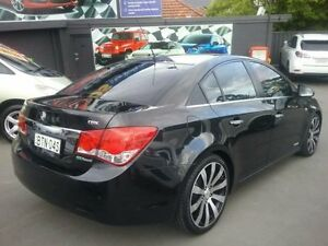 2010 Holden Cruze JG CDX Black 6 Speed Automatic Sedan Greenacre Bankstown Area Preview