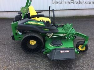 2016 John Deere Z950M Zero Turn Mower