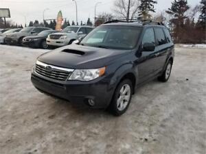 2009 Subaru Forester AWD Limited***One Owner****No Accidents****