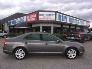 2011 Ford Fusion SE 4dr Front-wheel Drive Sedan