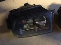 BMW Z3 Pair of fog lamps