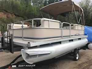 ***JUST ARRIVED*** 2008 WEERS PONTOON WITH 25HP 4-STROKE -