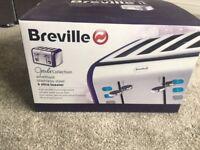 Breville 4 slice toaster - Amethyst colour