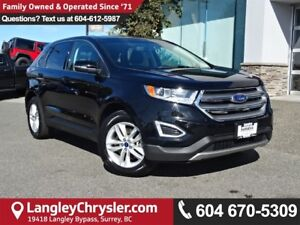 2016 Ford Edge SEL *ONE OWNER*LOCAL BC SUV*