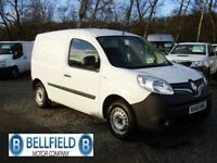 RENAULT KANGOO ML19 DCI NAV AIR CON (white) 2015
