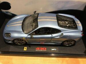 1/18 Diecast Hot Wheels Elite Ferrari 430 Very Rare(not autoart)
